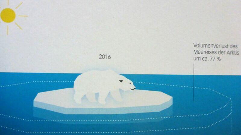 Kleine Gase Große Wirkung Eisbär 2016