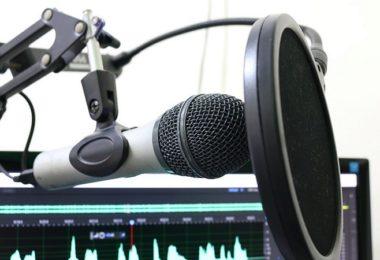 Mikrofon, Tonstudio, Podcast, Podcasts, Radio