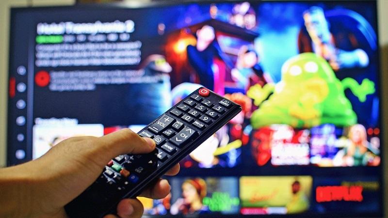 Netflix, Smart TV, Fernseher, Fernsehen, Fernbedienung, Netflix im Januar