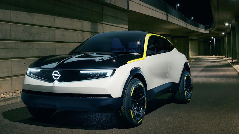 Opel GTX