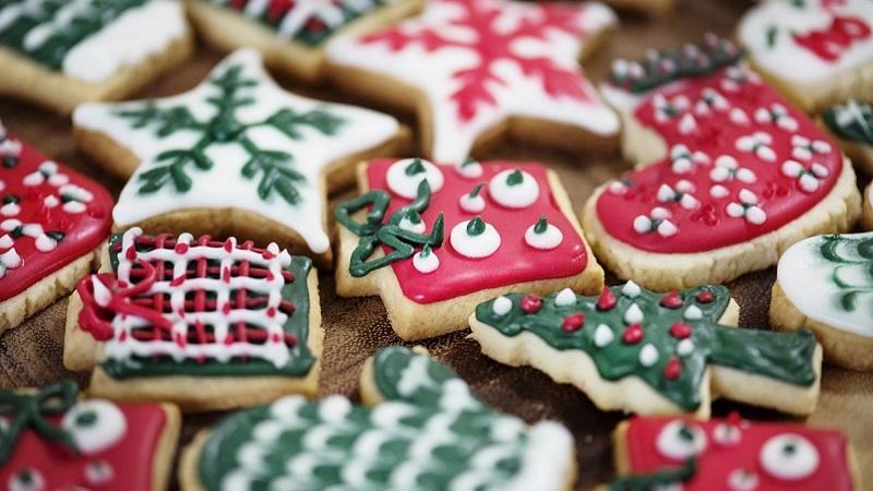 Plätzchen, Kekse, Weihnachtsbäckerei, Weihnachten, Weihnachten bei Netflix