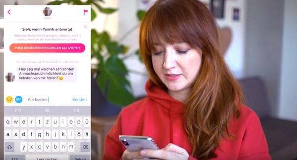 Dating-apps sind für verlierer