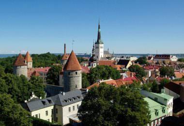 Tallinn, Estland, E-Residency