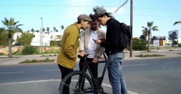 Van Moof App Fahrraddiebe