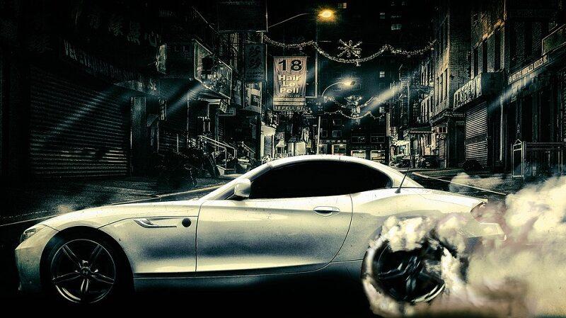 Auto BMW Cabrio Oldtimer