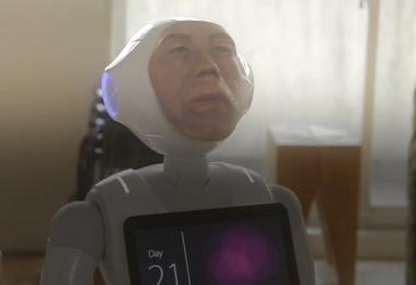 Roboter, Künstliche Intelligenz, KI, humanoide Roboter, Buddhismus