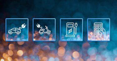 Beliebtesten Marken der Elektromobilität 2018 Icons