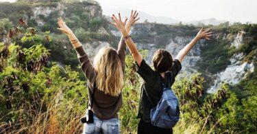Reisen, Wandern, Freiheit