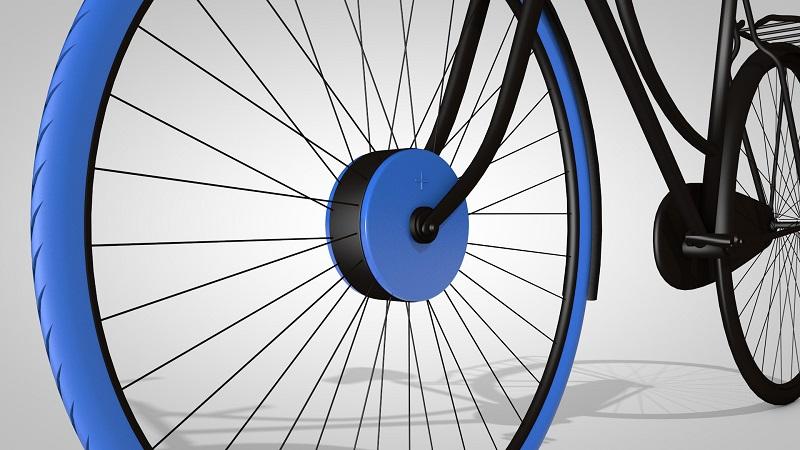 S-Park Akku Fahrradreifen