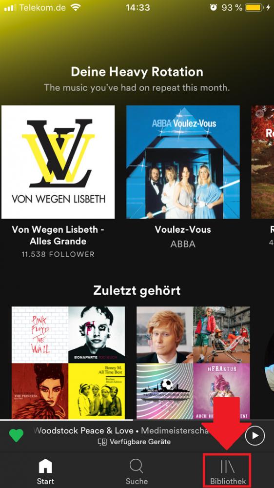 Spotify, Soundqualität bei Spotify, Spotify Sound, Spotify-Soundqualität