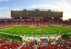 San Francisco 49ers, NFL, American Football, Stadion, DAZN