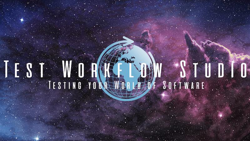 Test Workflow Studio