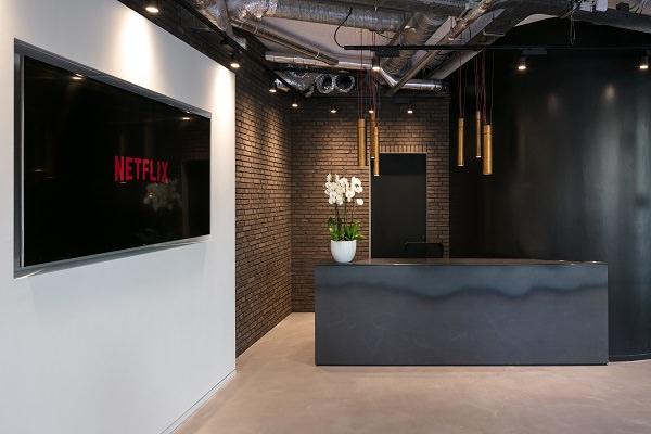 Netflix, Netflix in Amsterdam, Netflix Amsterdam, Netflix Europazentrale