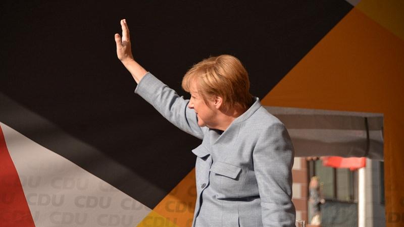 Angela Merkel, Bundeskanzlerin, CDU