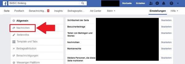 Automatische Facebook-Antworten, Facebook Antworten automatisieren, Facebook Autoresponder