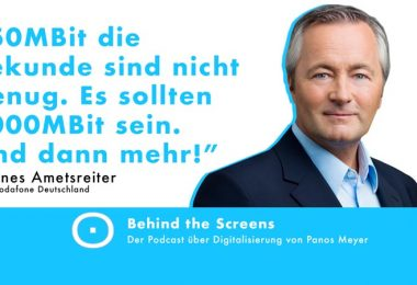 Hannes Ametsreiter, Panos Meyer, Behind the Screens