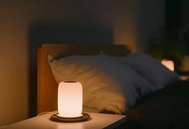 Casper, Casper Glow Light, Nachtlicht, Nachttischlampe