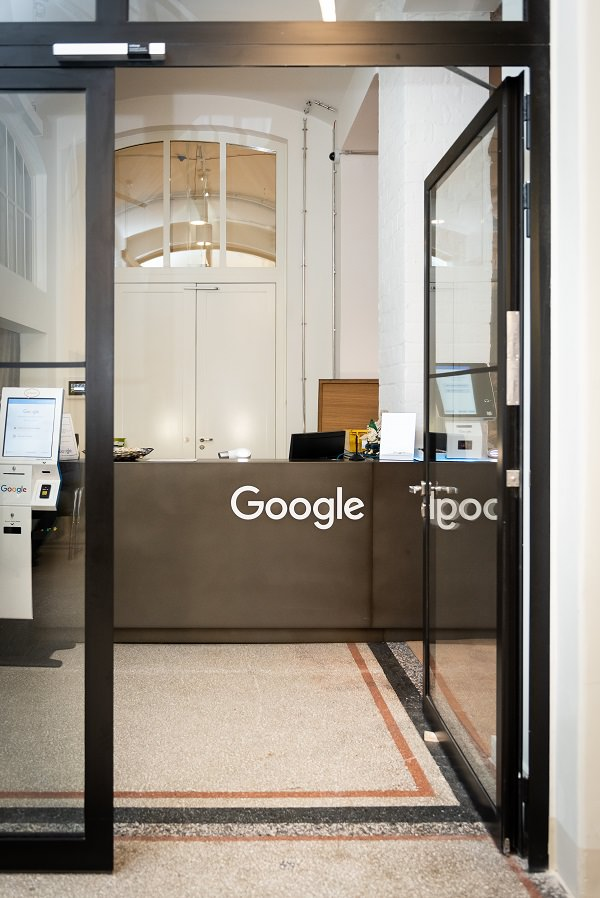 Google in Berlin, Google Office Berlin, Google-Büro Berlin, Google Berlin