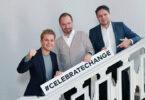 Nico Rosberg, Marco Voigt, Sven Krüger, Greentech Festival