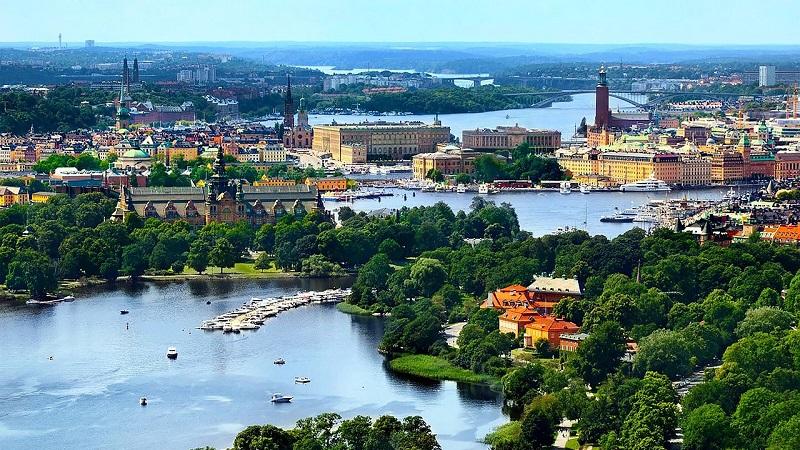 Stockholm Aussicht