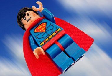 Superman, Superheld, Lego, beliebteste Marke, beliebteste Marken