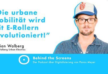 Florian Walberg, Panos Meyer, Behind the Screens