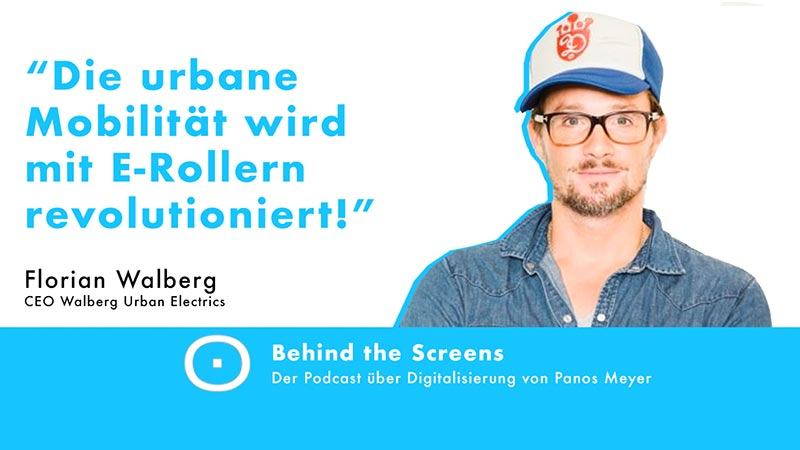 Florian Walberg, Panos Meyer, Behind the Screens
