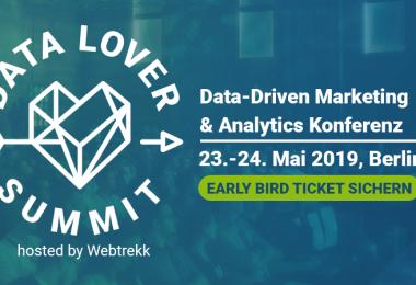 Data Lover Summit Berlin 2019 Banner