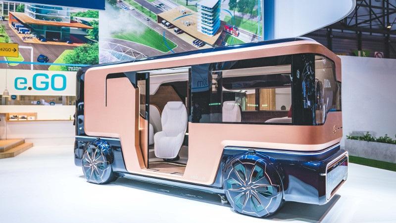 Ego Lux auf dem Genfer Autosalon