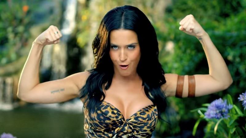 Katy Perry, Roar, erfolgreichste YouTube-Musikvideos, erfolgreichste Musikvideos