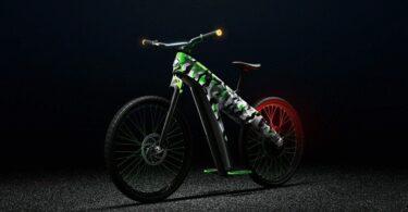 Klement E-Bike Skoda Seitenansicht