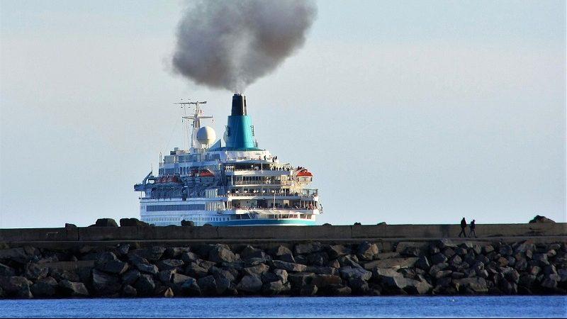 Kreuzfahrtschiff Ruß Feinstaub