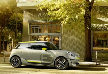 Mini Cooper, Elektroauto, Konzept, Verbrenner
