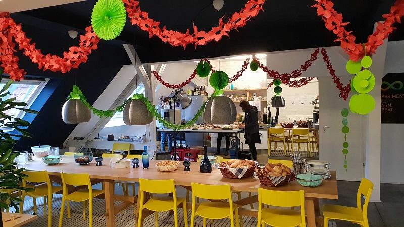 Portugiesisches Abendessen Door2Door