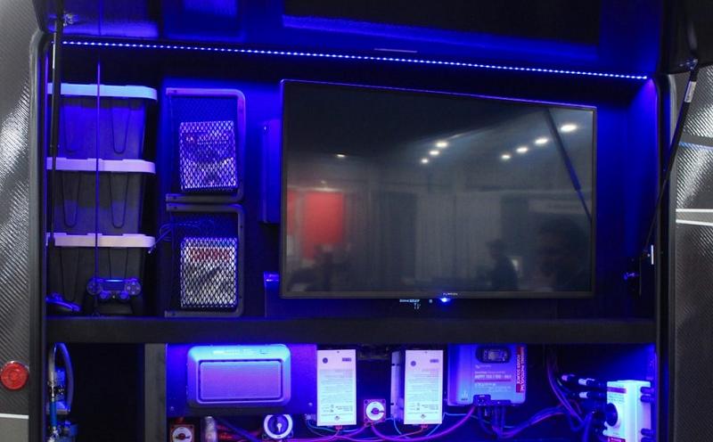 Sonic X Entertainment System
