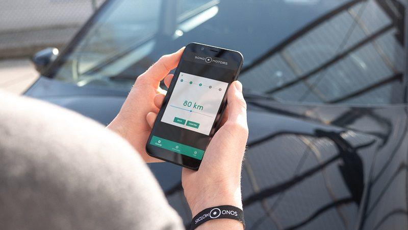 Sono Motors Go Sono App