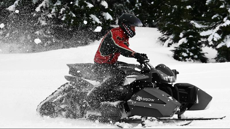 Wazuma Snow Schneemobil von Lazareth