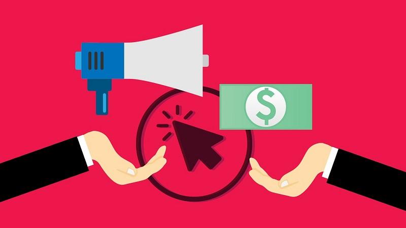 Aufmerksamkeit, Geld, Austausch, Klick, Social Media Marketing, Social-Media-Werbung