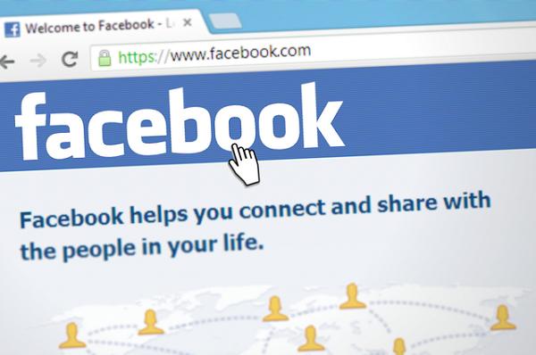 Facebook, Login, Facebook-Startseite
