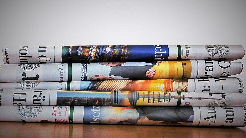 Zeitungen, Zeitung, Papier, Nachrichten, Kommentar