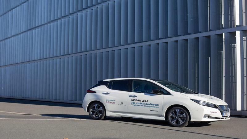 Nissan Leaf, Elektroauto
