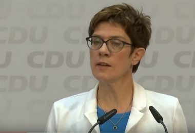 Annegret Kramp-Karrenbauer, Annegret Kramp Karrenbauer, AKK, CDU