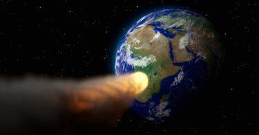Asteroid Komet Einschlag Erde Armageddon