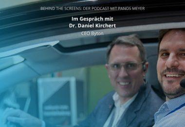 Daniel Kirchert, Panos Meyer, Behind the Screens
