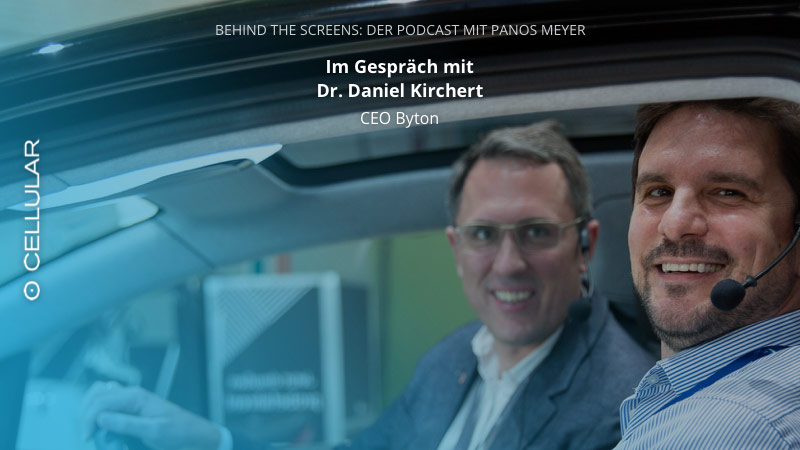Daniel Kirchert, Panos Meyer, Behind the Screens
