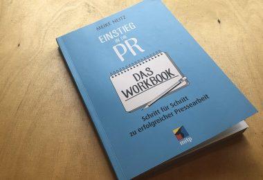 Einstieg in die PR, Meike Neitz, Workbook, Kommunikation