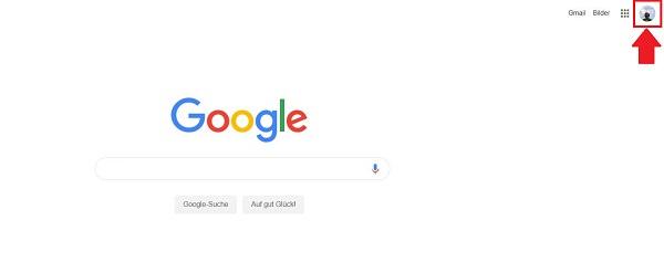 Google Web aktivitäten verbergen