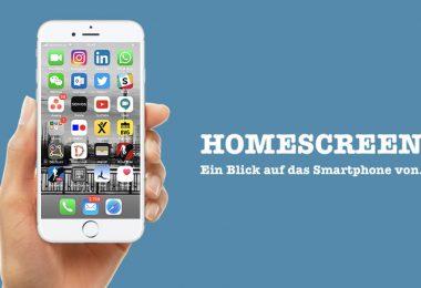 Judith Kühn, Dmexco, DMEXCO, Homescreen, iPhone, Apps