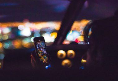 iOS, Apple, iPhone, Datenschutz, Datensicherheit, Nacht, iPhone-Daten