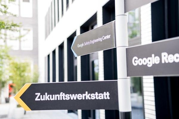 Google-Datenschutzzentrum, Google-Entwicklungszentrum, Google Datenschutzzentrum, Google Entwicklungszentrum, Google in München, Google München